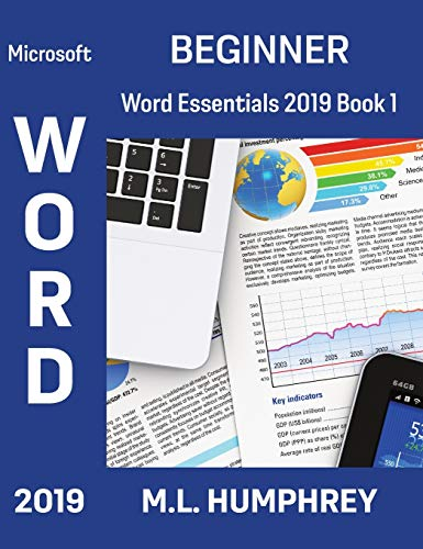 Compare Textbook Prices for Word 2019 Beginner Word Essentials 2019  ISBN 9781637440438 by Humphrey, M L