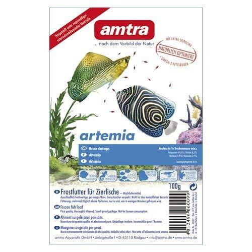 Artemia Salinenkrebse Blister 10x100g (1kg)