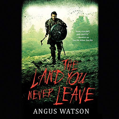 The Land You Never Leave audiobook cover art