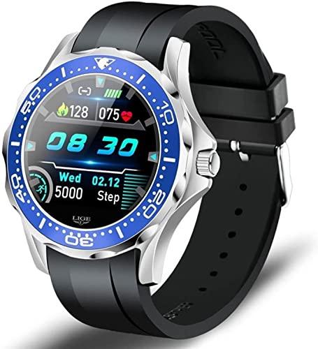 PKLG Luxus Smart Watch Herren...