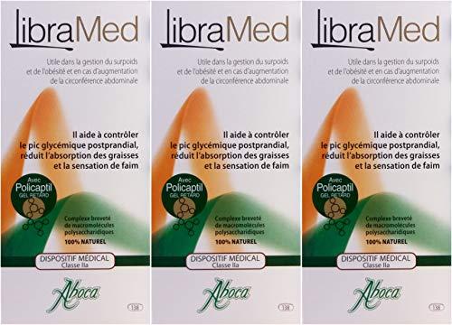 Aboca LibraMed Fitomagra 138 comprimidos - Lote de 3