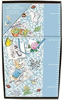 Peter Rabbit Height Chart by Robert Frederick