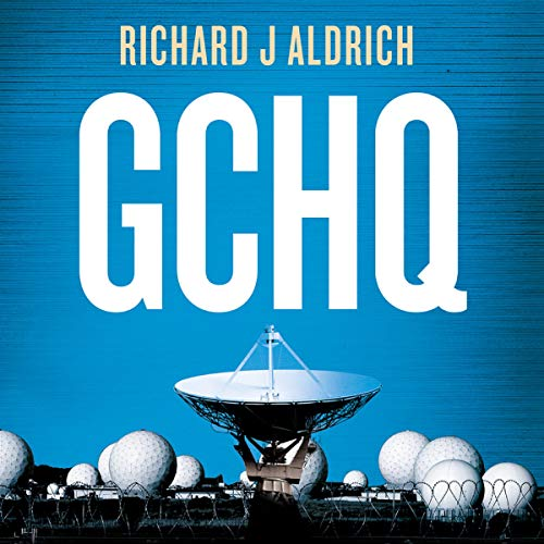 GCHQ: Centenary Edition audiobook cover art