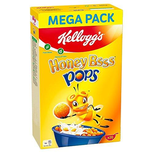 Kellogg's Honey Bsss Pops, 600 g