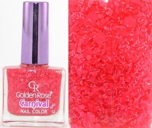 Golden Rose - GOLDEN ROSE - Vernis Ongles Collection Carnival - 07