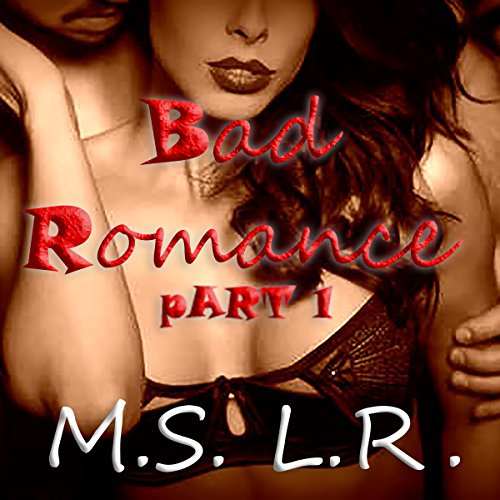 Bad Romance audiobook cover art