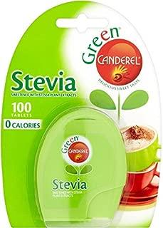 Canderel Green Stevia Sweetner Tablets (100)