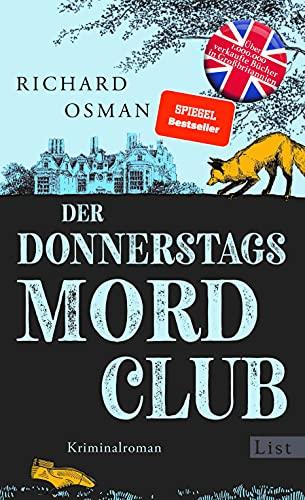 Buchseite und Rezensionen zu 'Der Donnerstagsmordclub: Kriminalroman' von Richard Osman