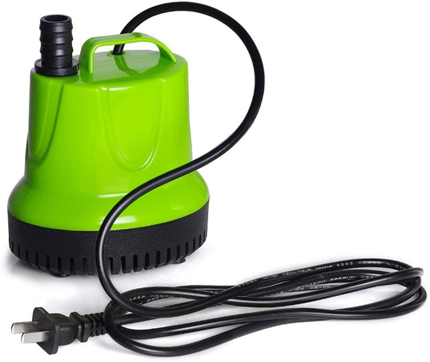 Aquarium Submersible Pump, 25W100W AntiDrying Silent Small Filter, Pumping, Sucking, Sewage, Fish Tank Diving Cycle, CNC Cooling Pump,1200L H [Energy Class A],3500L