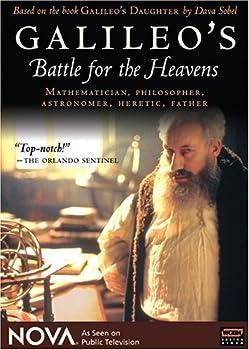 DVD Nova: Galileo's Battle for the Heavens Book