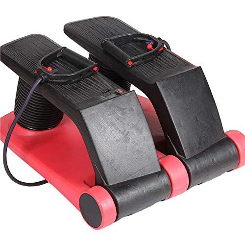 ドローストリング付き多機能エアステッパー、ホームフィットネスステッパー、屋内減量フィットネス機器、リハビリトレーニング