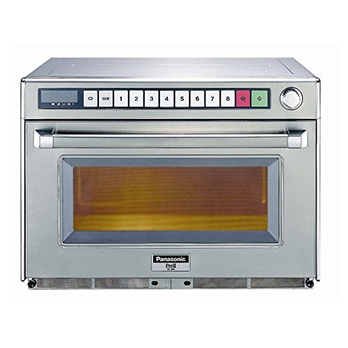 Commercial Series NE-3280 Sonic Steamer Microwave Oven 3200 Watts Connectionless Rethermalizer