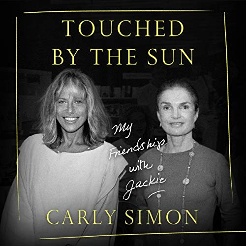 Touched by the Sun audiobook cover art