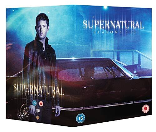Supernatural: Season 1-13 [DVD] [2018]