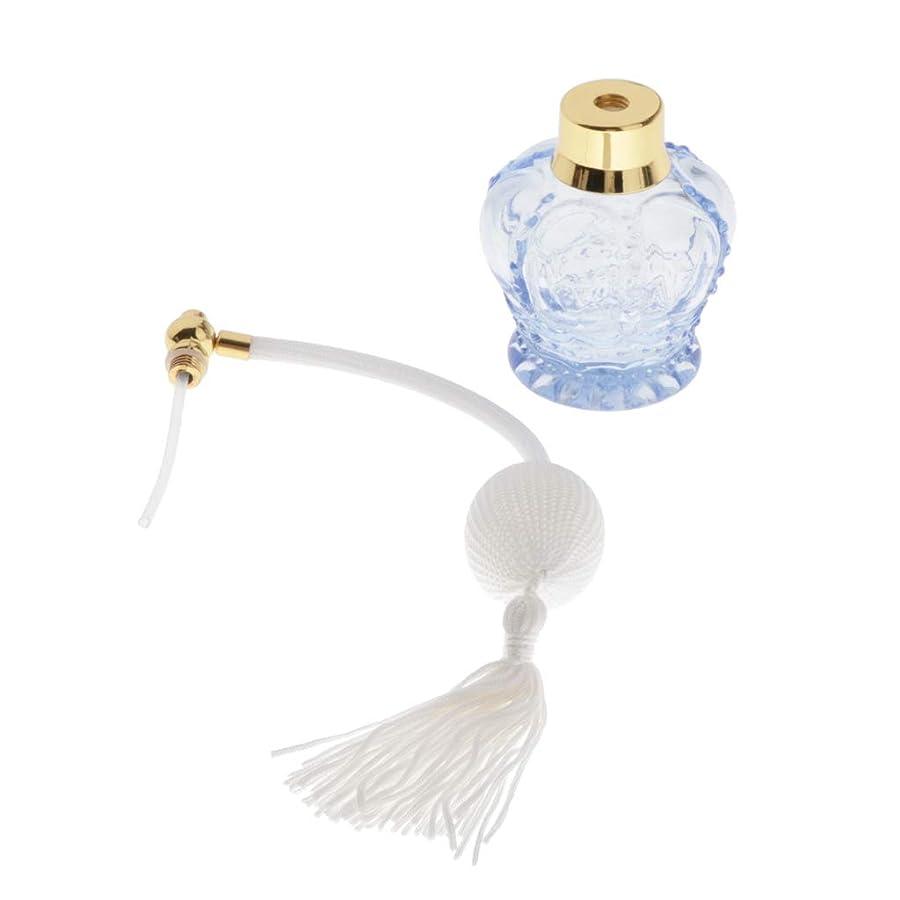 立派なレモン商品Hellery 100ml 香水瓶 欧風デザイン アトマイザー 香水ボトル 詰め替え プレゼント インテリア 結婚式 ホーム飾り - 白い