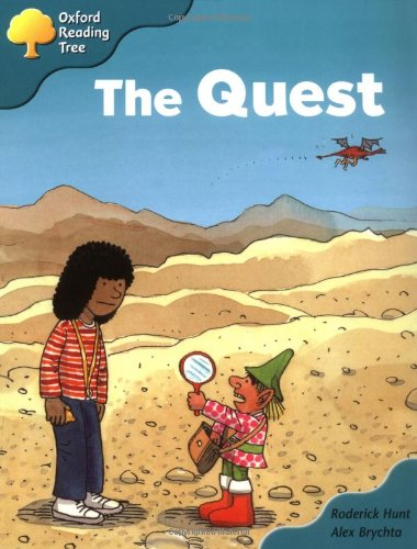 The Quest-OXFORD READING TREEの詳細を見る
