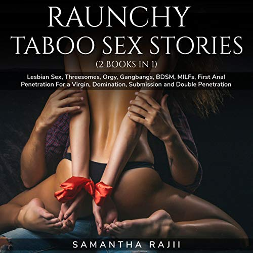 『Raunchy Taboo Sex Stories (2 Books in 1)』のカバーアート