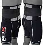 RDX Gym Pain Relief Lumbar Belt Lower Back Support Brace Exercise Training Fitness Weight Lifting