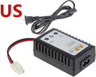 Redcolourful A3 20W Smart Charger RC Toy Ni MH Ni Cd Battery 6V7.2V8.4V9.6V Battery Charger US regulations Interesting Bra...