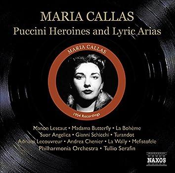 Callas, Maria: Puccini Heroines / Lyric Arias (1954)