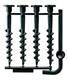 Bosch DIY Erdschrauben für Ladestation INDEGO 350/Connect (4 Stück), F016800468