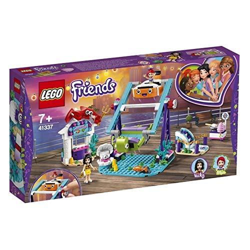 Unbekannt Lego® Friends Schaukel mit Looping im Vergnügungspark