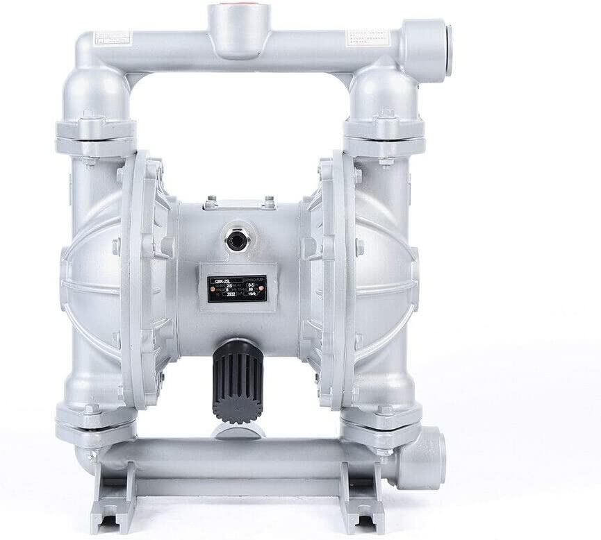Detroit Mall Air-Operated Double Diaphragm Pump With 1 Inch Outl Inlet and Los Angeles Mall 2