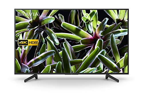 Sony BRAVIA KD55XG70 55-inch LED 4K HDR Ultra HD Smart TV - Black (2019 model) [Energy Class A]