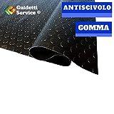 1,2 X 3 M | TAPPETO GOMMA ALTEZZA CM 120 SPESSORE 3MM| GOMMA ANTISCIVOLO | TAPPETI DI GOMM...
