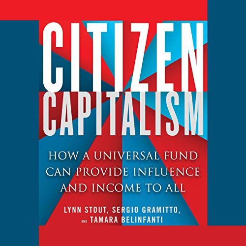 Citizen Capitalism audiobook cover art