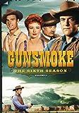 Gunsmoke: Sixth Season Vol 1 [Edizione: Stati Uniti]