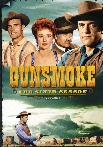 Gunsmoke - The 6th Season, Vol. 1 [RC 1]