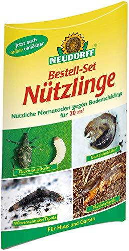 Neudorff Bestell-Set - Nützliche Insekten Gegen Schädlinge für bis zu 20m²