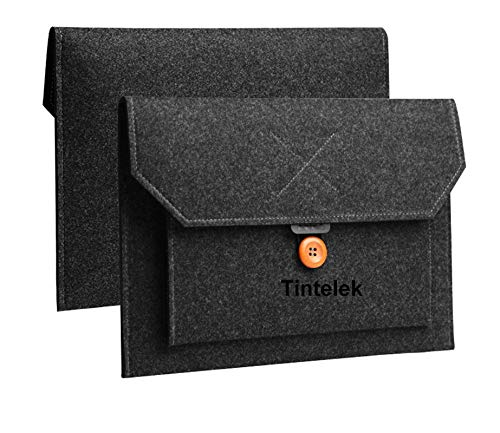 Tintelek PCケース ノートパソコンバッグ スリーブ 15-15.6インチ New MacBook Pro/Dell/Ausu/Acer/HP/Toshiba/Lenovo 対応 PC保護ケース ラップトップスリーブ