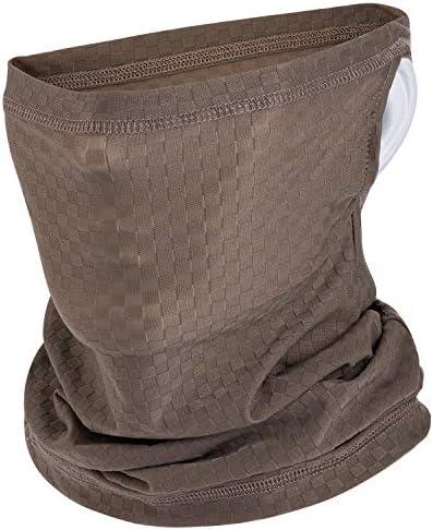 Ear Hangers UV Protection Neck Gaiter Mask Unisex Summer Face Scarf Bandana Balaclava for Fishing product image