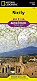 Sicily [Italy] (National Geographic Adventure Map, 3310)