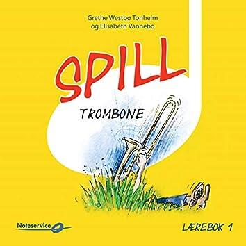 Spill Trombone 1 - Lydeksempler | Lærebok Av Grethe Westbø Tonheim Og Elisabeth Vannebo