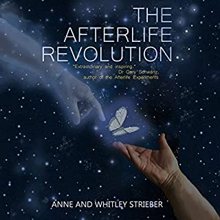 The Afterlife Revolution audiobook cover art
