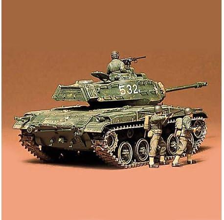 Tamiya - 35055 - Maquette - Char d'assaut - Char Us M41 Bulldog