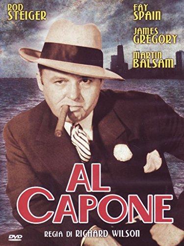 Al Capone by Martin Balsam