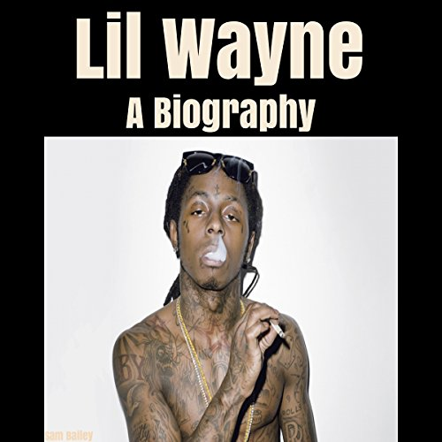 Lil Wayne audiobook cover art