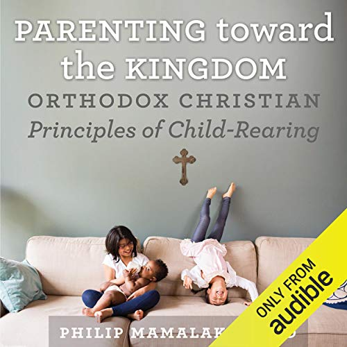 Parenting Toward the Kingdom cover art