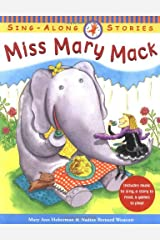 Miss Mary Mack: A Hand-Clapping Rhyme Paperback