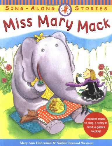 Miss Mary Mack: A Hand-Clapping Rhyme