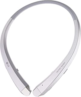 LG HBS-910.ACUSSVI Tone Infinim Bluetooth Stereo Headset - Retail Packaging - Silver