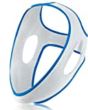 LucaSng Anti Snoring Chin Strap CPAP Users -Comfortable Mesh Breathable My Stop Snoring Solution Chin Straps