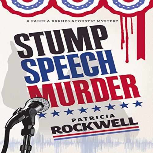 Couverture de Stump Speech Murder