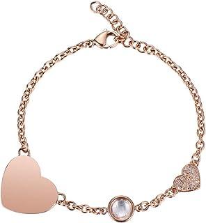 Hardart Love Heart Bracelet of Present for Girls or Women