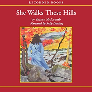 She Walks These Hills audiobook cover art