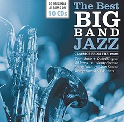 THE BEST BIG BAND JAZZ (20 Albums)